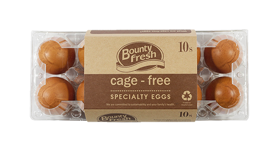 Bounty Eggs Cage Free
