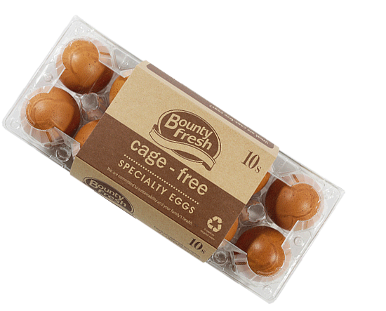 Bounty Eggs CageFree Specialty Eggs